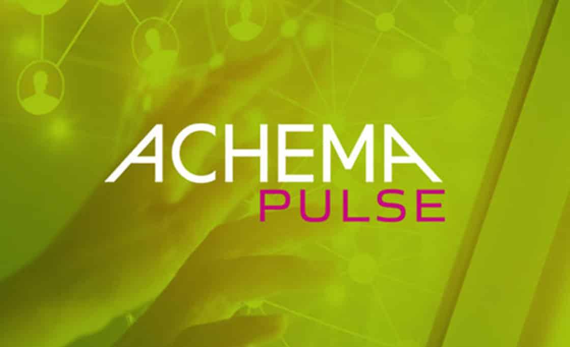Artikelbild Achema Pulse